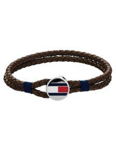 Læder Armbånd fra Tommy Hilfiger 2790207