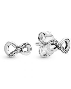 Pandora Infinity Sterling Sølv Ørestikker 298820C01