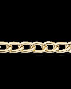 Scrouples Chunky Links Forgyldt Sølv Armbånd 37892,18