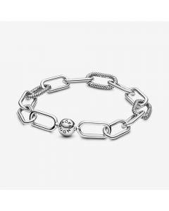 Pandora Kæde Armbånd i Sterling Sølv 598373-4