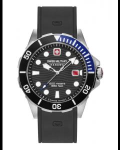Lækkert Offshore Diver herreur fra Swiss Military Hanowa - 643380400703