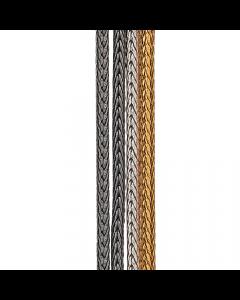 Shape Forgyldt Sølv Halskæde fra Nordahl Andersen