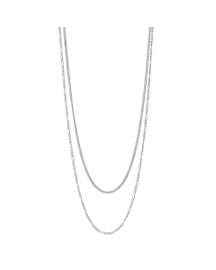 Nordahl Andersen Figaro52 Halskæde i Sterling Sølv