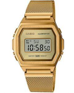 fra Casio - A1000MG-9EF Vintage