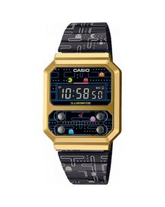 A100WEPC-1BER fra Casio - Pac-Man Vintage Limited Edition