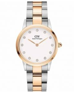 Daniel Wellington 28MM Iconic Link Lumine ADW00100359 Ur til Dame