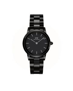 ADW00100414 fra Daniel Wellington - Dameur 32 MM Ceramic Iconic Link