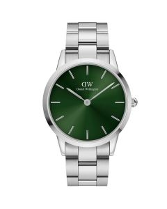 Daniel Wellington ADW00100427 - 40 MM Iconic Link Emerald
