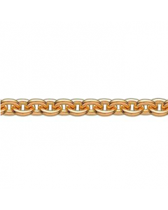 8 Karat Guld Rund Ankerkæde Tråd 0,40mm BNH