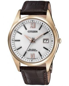 AS2053-11A fra Citizen - Fint Herreur Eco-Drive Radio Controlled