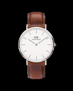 ADW00100021 fra Daniel Wellington - Flot Unisexur Classic St Mawes 40 MM