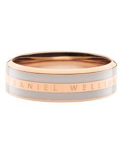Daniel Wellington Desert Sand Rosa Ring i Guld Double