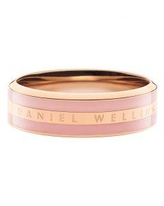 Dusty Rosa Guld Double Ring fra Daniel Wellington