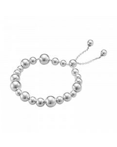 Georg Jensen Moonlight Grapes Armbånd i Sterling Sølv