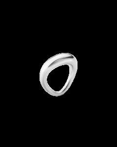 Georg Jensen Offspring Stor Ring i Sterling Sølv