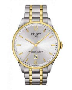 T0994072203700 fra Tissot - Lækkert Herreur Powermatic 80