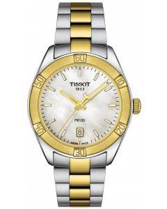 Tissot T1019102211100 - PR 100 Sport Chic Lady dameur