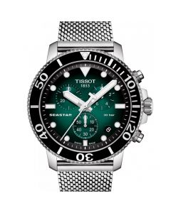 Herreur fra Tissot - T1204171109100 Seastar T-Sport Collection
