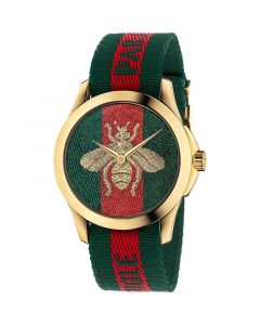 YA126487 fra Gucci - Flot Dameur G-Timeless Marche Des Merveilles