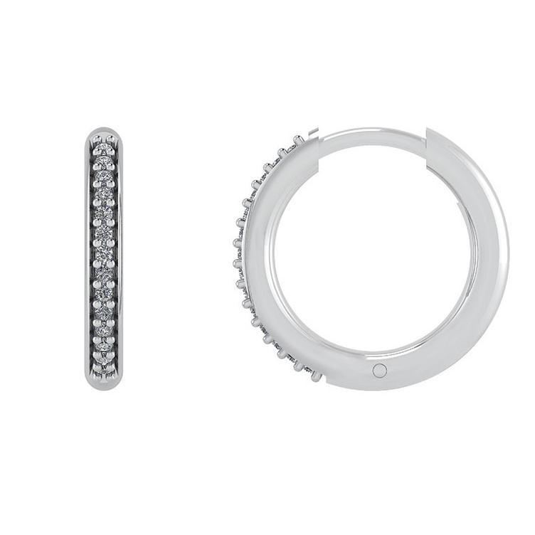 Sølv Øreringe DMB0301S