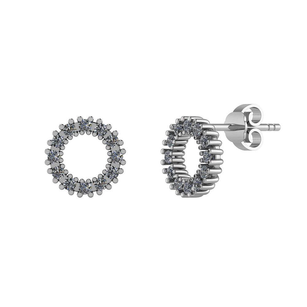 Smykkekæden Sølv Ørestikker DMB0334S