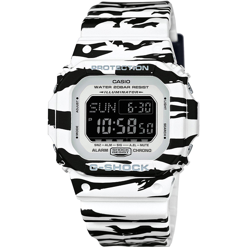Image of   G-Shock Ur Fra Casio DW-D5600BW-7ER