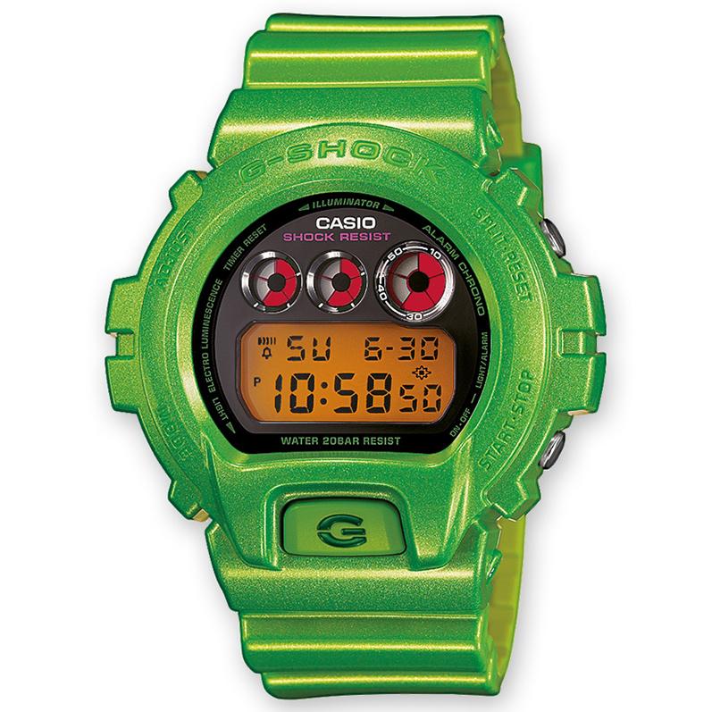 Image of   Casio Ur til Herre G-Shock DW6900NB3ER