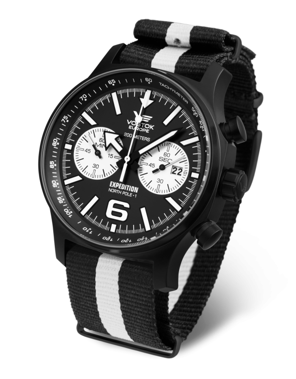 Vostok Expedition 6S21-5954199 Ur til Herre