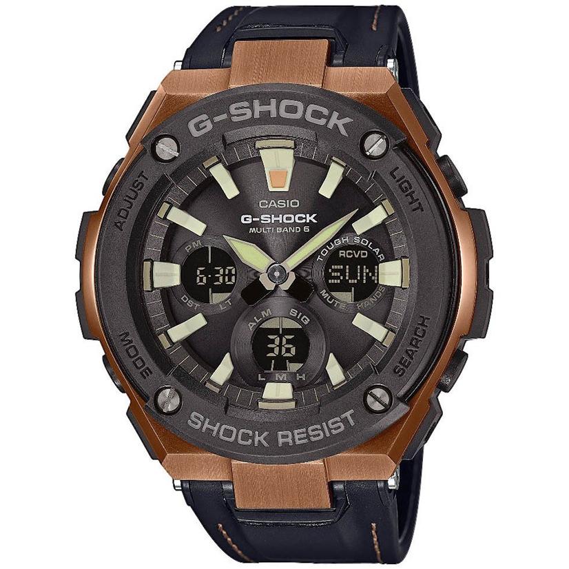 Casio G-Shock GST-W120L-1AER Herreur