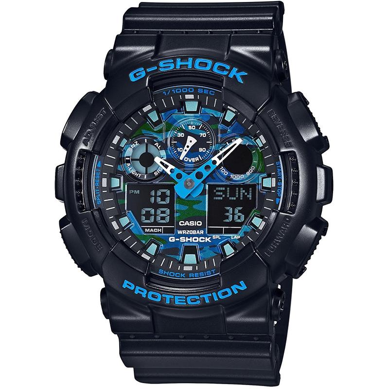 Image of   G-Shock Herreur Fra Casio GA-100CB-1AER