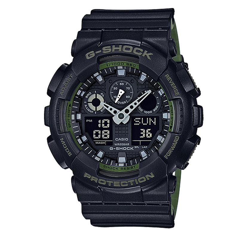 Image of   G-Shock Herreur Fra Casio GA-100L-1AER