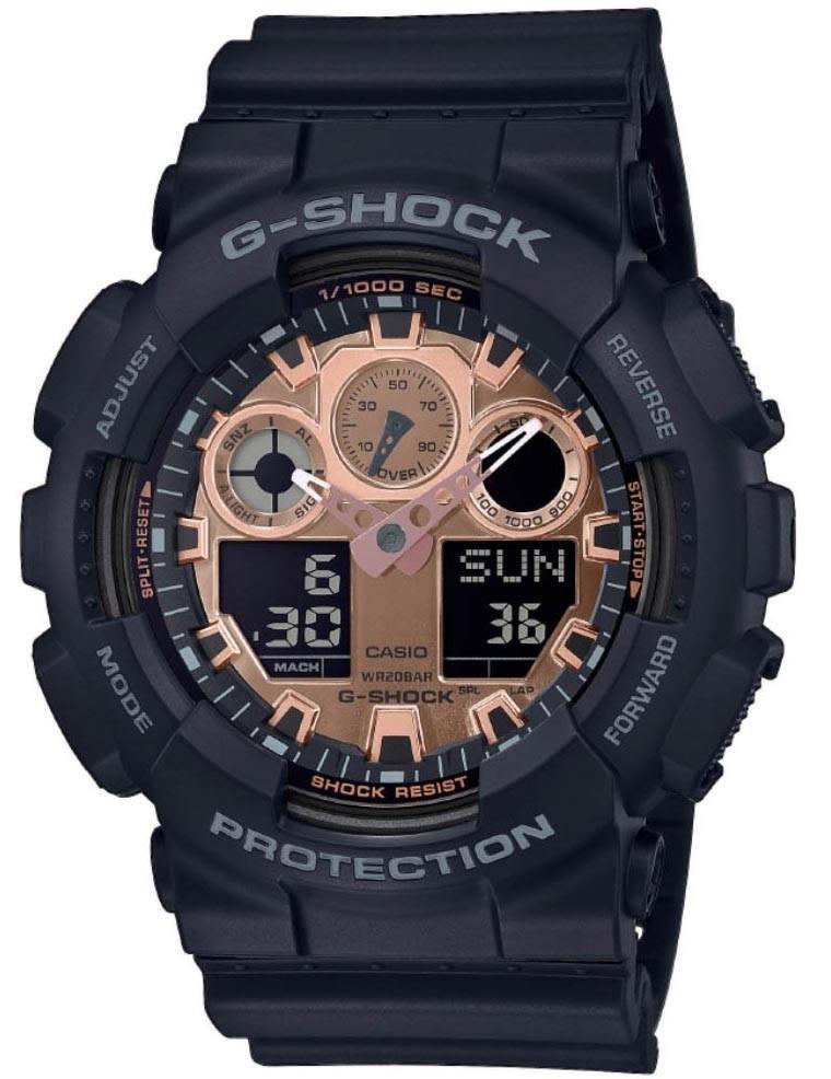 Casio Herreur G-Shock GA-100MMC-1AER thumbnail