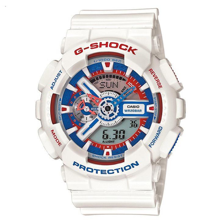 Image of   Casio G-Shock GA-110TR-7AER Ur