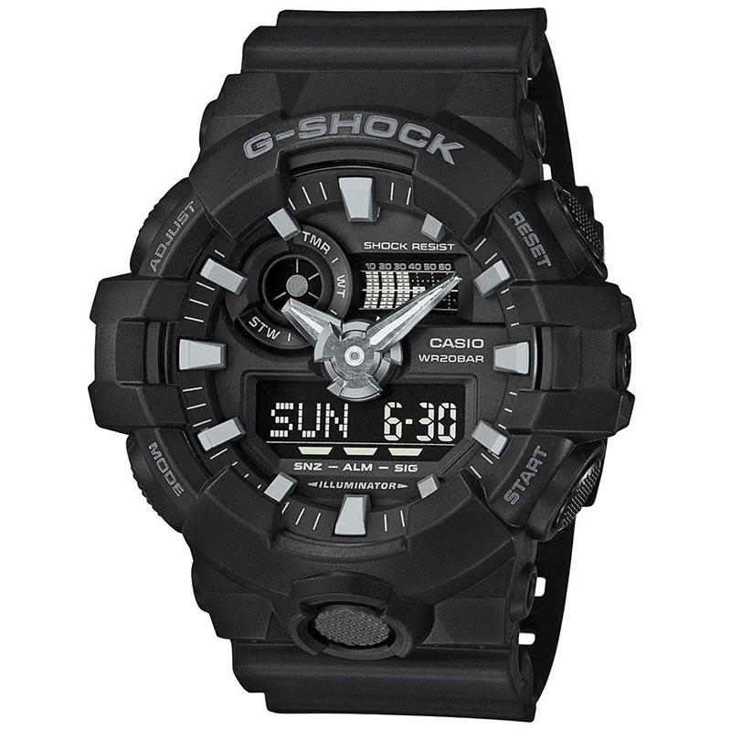 Image of   Casio G-Shock GA-700-1BER Ur til Herre