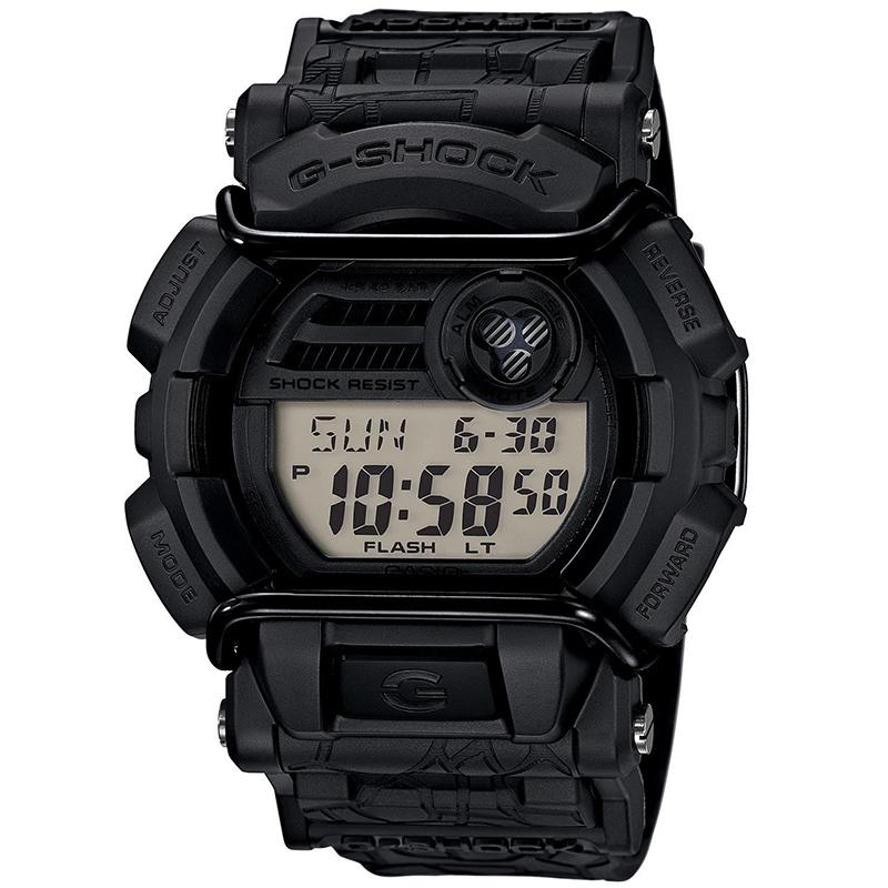 Image of   G-Shock Huf Special Edition Ur Fra Casio GD-400HUF-1ER