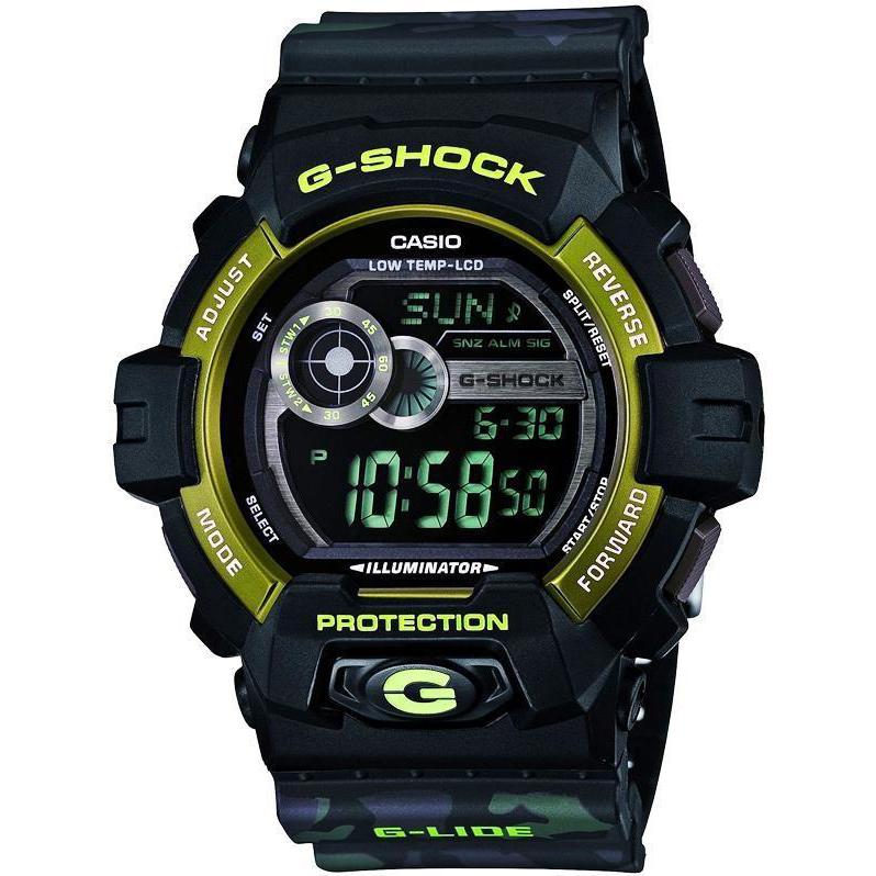 Image of   Casio Ur til Herre G-Shock GLS-8900CM-1ER