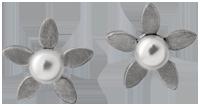 byBiehl Sterling Sølv Ørestikker 4-004P-R