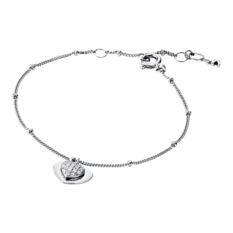 Michael Kors Love Sterling Sølv Armbånd