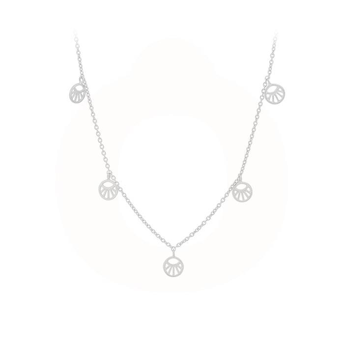 Pernille Corydon Daylight Mini Sterling Sølv Halskæde