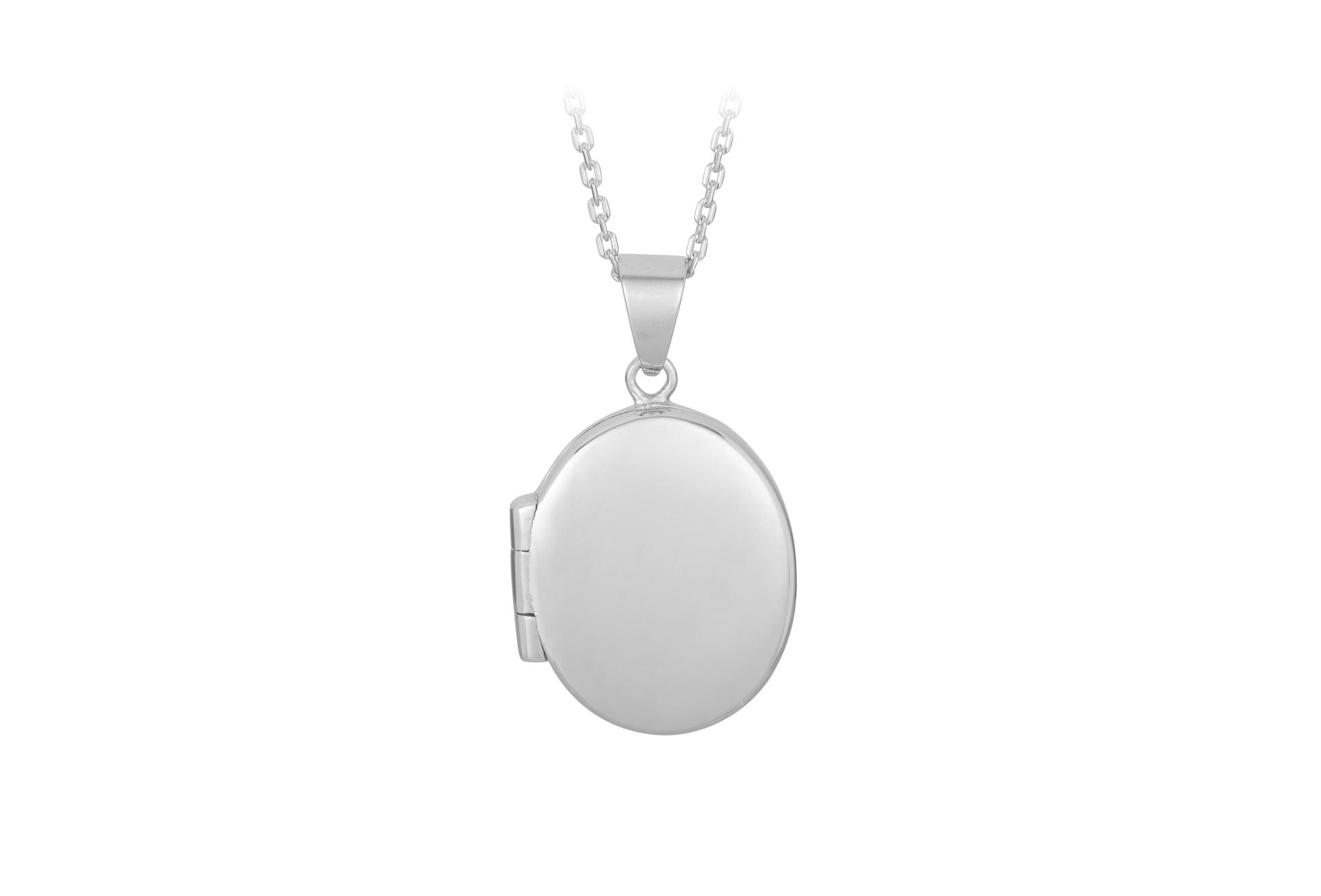Close Necklace Sølv Halskæde fra Pernille Corydon
