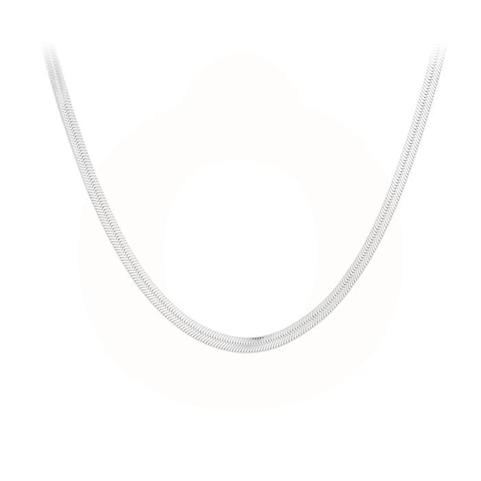 Thelma Sterling Sølv Halskæde fra Pernille Corydon
