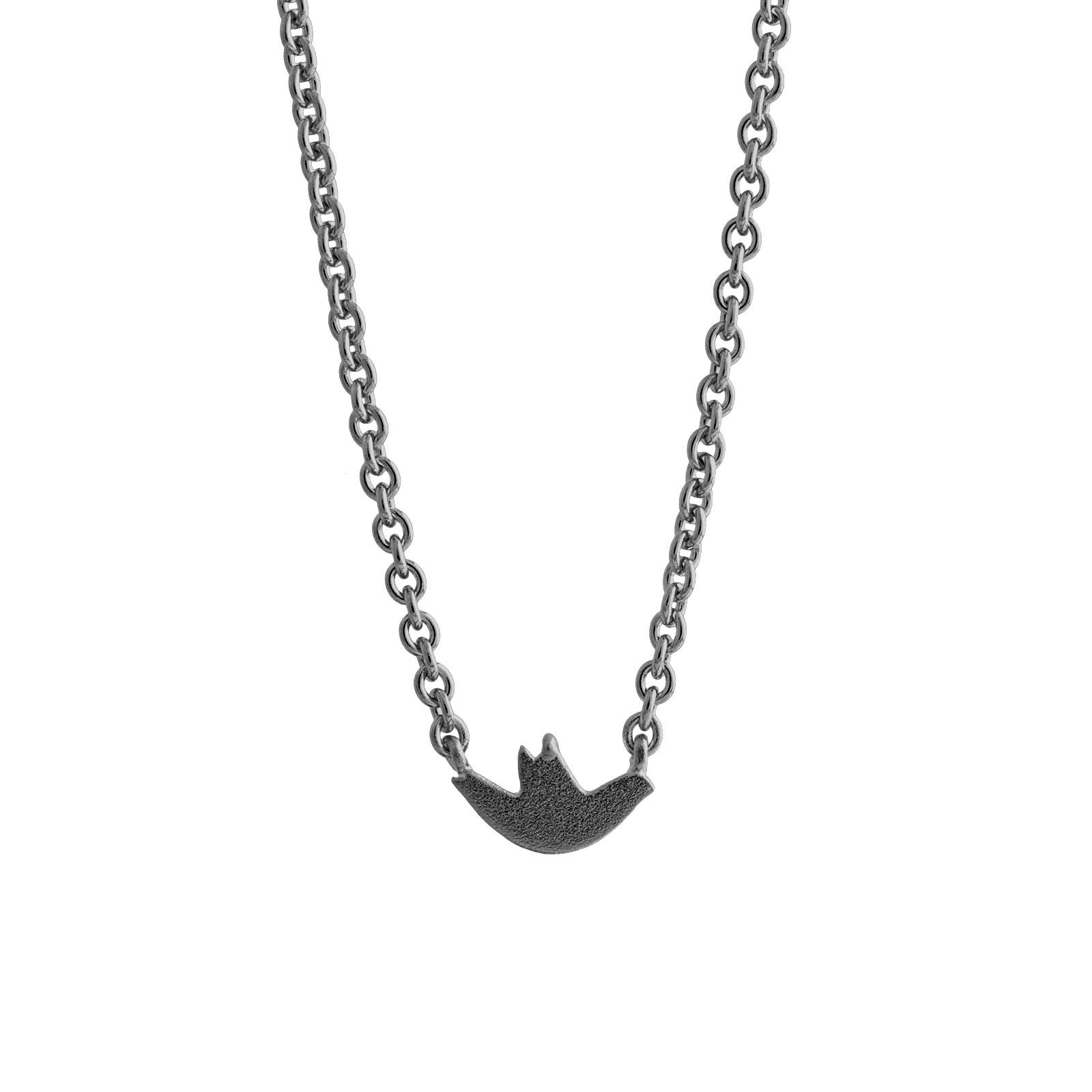 Sølv Halskæde fra Lene Visholm N.1276SRH