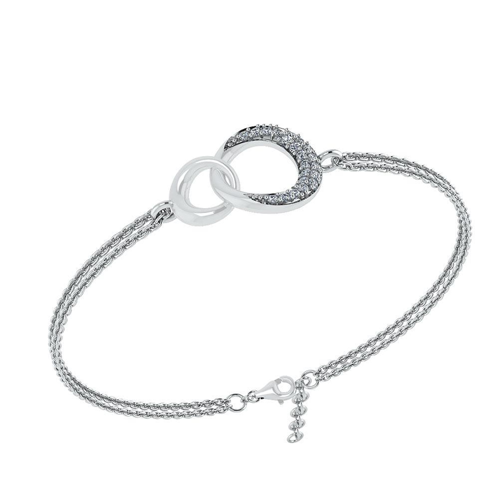 Smykkekæden Sterling Sølv Armbånd ORSL001S