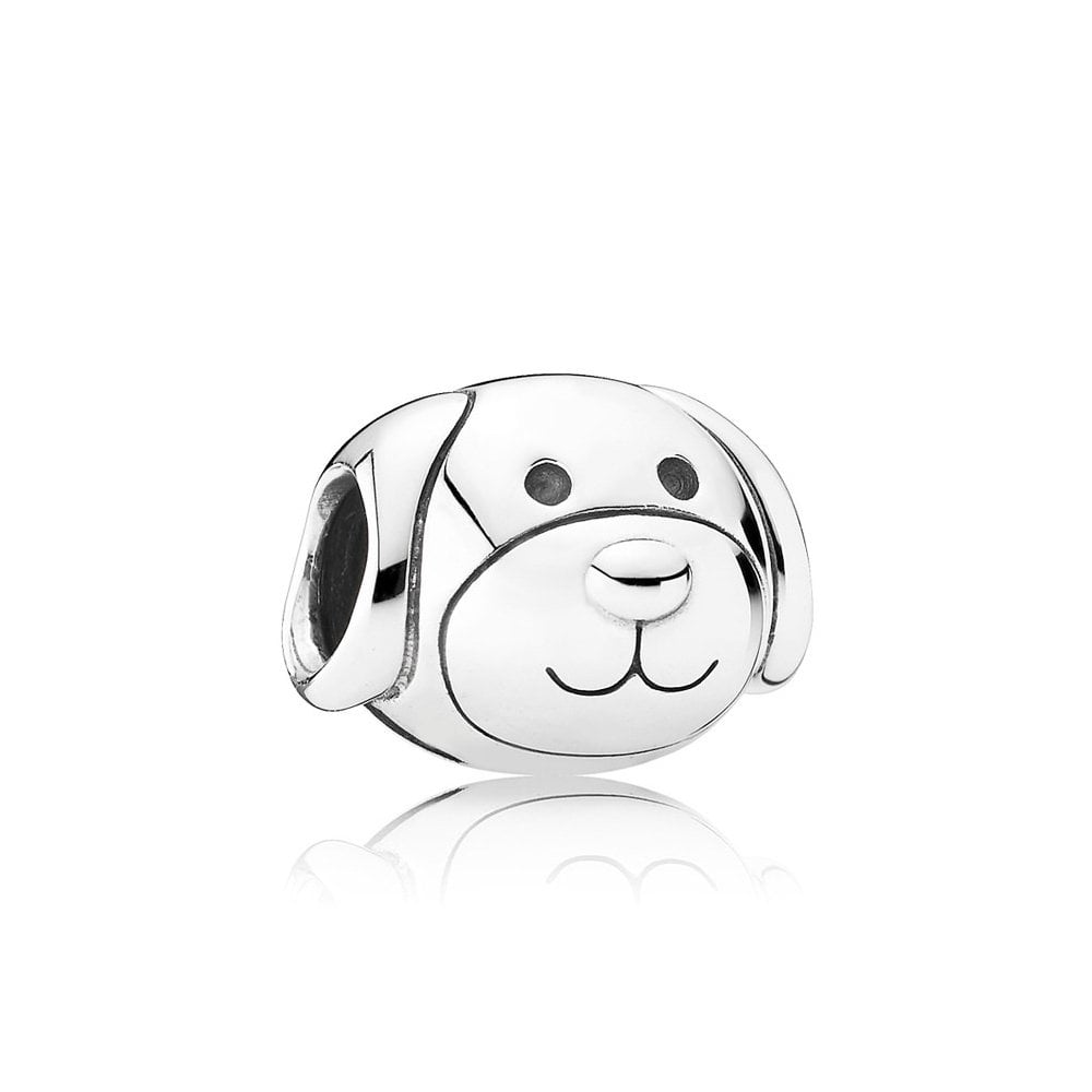 Hunde Sterling Sølv Charm fra Pandora 791707