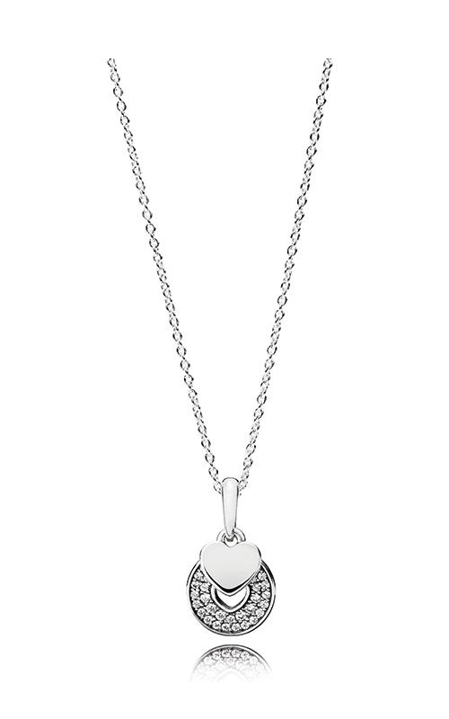 Sterling Sølv Halskæde fra Pandora