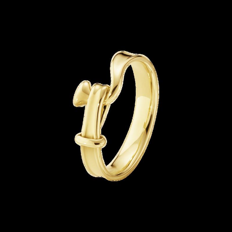 Georg Jensen Torun 18 Karat Guld Ring 3573426