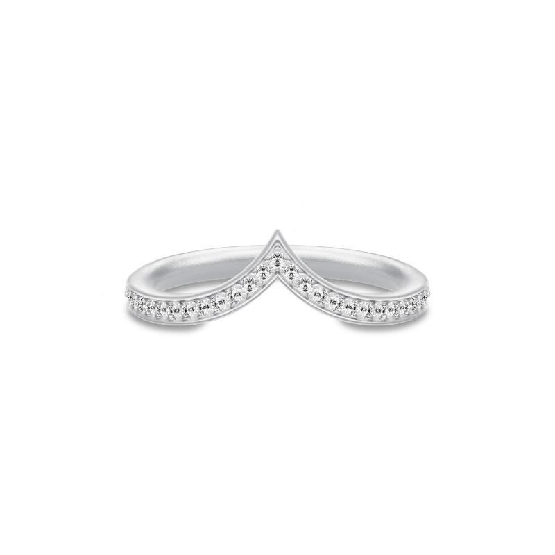 Julie Sandlau Ocean Crest Sterling Sølv Ring