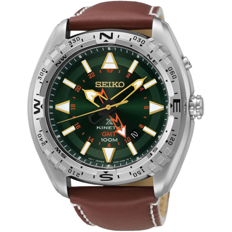 Image of   Seiko Prospex Kinetic SUN051P1