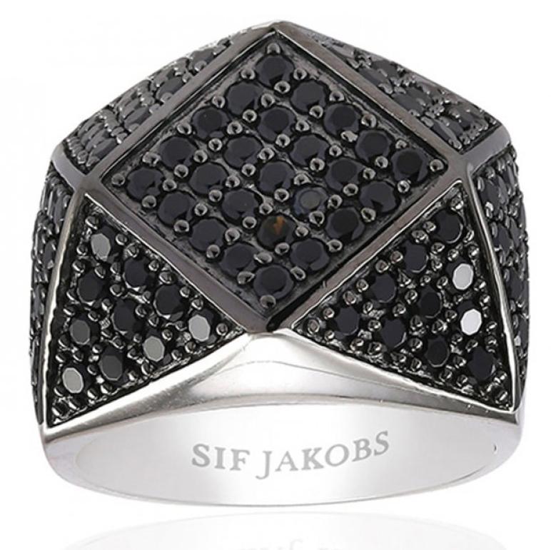 Image of   Sif Jakobs Panzano sølv ring