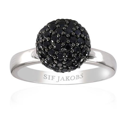 Image of   Sif Jakobs Bobbio sølv ring